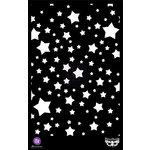 Prima - Finnabair Elementals - 6.5 x 10.25 Stencil Mask - Stars