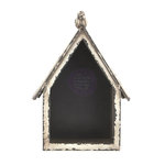Prima - Altered Metal Frame - Bird House
