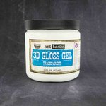 Prima - Finnabair - Art Basics - 3D Gloss Gel - 16 Ounces