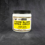 Prima - Finnabair - Art Basics - Light Paste - Opaque Matte - 8 Ounces