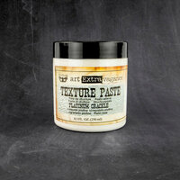 Prima - Art Extravagance - Texture Paste - Platinum Crackle - 8.5 Ounces