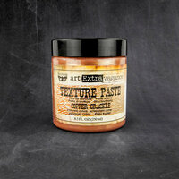 Prima - Art Extravagance - Texture Paste - Copper Crackle - 8.5 Ounces