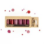 Prima - Finnabair - Art Extravagance - Glitter Set - Crimson