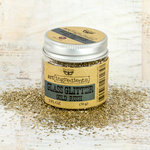 Prima - Finnabair - Art Ingredients - Glass Glitter - Gold Rush