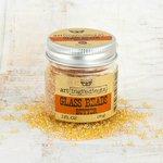 Prima - Finnabair - Art Ingredients - Glass Beads - Butter
