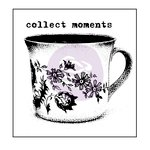 Prima - Finnabair - Wood Mounted Stamps - Collect Moments