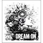 Prima - Wood Mounted Stamps - Dream On