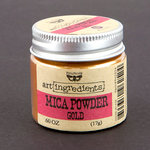 Prima - Finnabair - Art Ingredients - Mica Powder - Gold