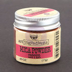 Prima - Finnabair - Art Ingredients - Mica Powder - Copper