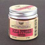 Prima - Finnabair - Art Ingredients - Mica Powder - Copper