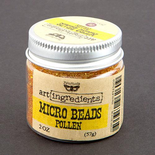 Prima - Finnabair - Art Ingredients - Micro Beads - Pollen