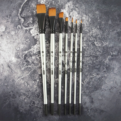 Prima Finnabair 7 pc brush set