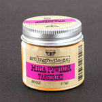 Prima - Finnabair - Art Ingredients - Mica Powder - Tangerine