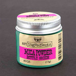 Prima - Finnabair - Art Ingredients - Mica Powder - Bottle Green