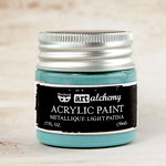 Prima - Finnabair - Art Alchemy - Acrylic Paint - Metallique - Light Patina