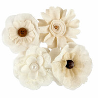 Prima - Finnabair - Art Basics - Alterable Flowers