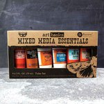 Prima - Finnabair - Art Basics - Mixed Media Essentials - 6 Pieces