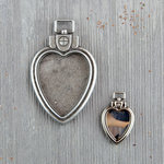 Prima - Finnabair - Mechanicals - Heart Locket Pendants