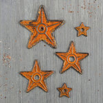 Prima - Finnabair - Mechanicals - Barn Stars