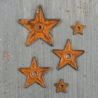 Prima - Finnabair - Mechanicals - Barn Stars