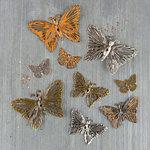 Prima - Finnabair - Mechanicals - Grungy Butterflies