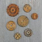 Prima - Finnabair - Mechanicals - Rustic Washers