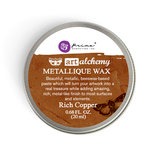Prima - Finnabair - Art Alchemy - Metallique Wax - Rich Copper