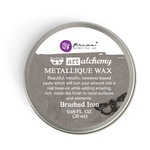 Prima - Finnabair - Art Alchemy - Metallique Wax - Brushed Iron
