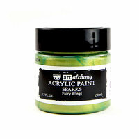 Prima - Finnabair - Art Alchemy - Sparks Acrylic Paint - Fairy Wings