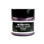 Prima - Finnabair - Art Alchemy - Sparks Acrylic Paint - Iris Potion