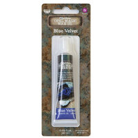 Prima - Finnabair - Art Alchemy - Opal Magic Wax - Blue Velvet