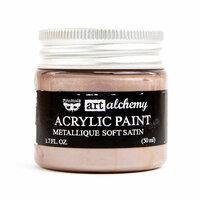 Prima - Finnabair - Art Alchemy - Acrylic Paint - Metallique - Soft Satin