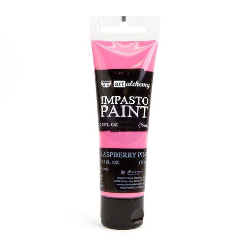 Prima - Finnabair - Art Alchemy - Impasto Paint - Raspberry Pink