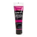 Prima - Finnabair - Art Alchemy - Impasto Paint - Crimson
