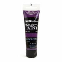 Prima - Finnabair - Art Alchemy - Impasto Paint - Aubergine