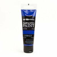 Prima - Finnabair - Art Alchemy - Impasto Paint - Cobalt