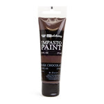 Prima - Finnabair - Art Alchemy - Impasto Paint - Dark Chocolate