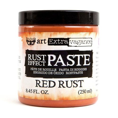 Prima - Finnabair - Art Extravagance - Rust Paste - Red
