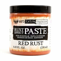 Prima - Finnabair - Art Extravagance - Rust Paste - Red