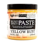 Prima - Finnabair - Art Extravagance - Rust Paste - Yellow