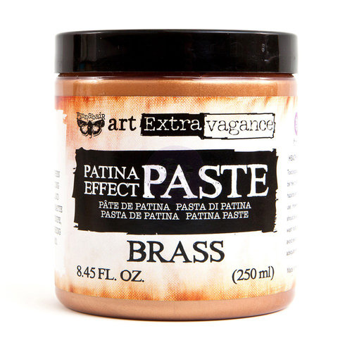 Prima - Finnabair - Art Extravagance - Patina Paste - Brass