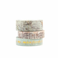 Prima - Art Daily Planner Collection - Decorative Tape - One