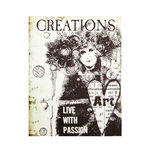 Prima - Art Daily Planner Collection - Booklet - Creation - 6 x 7.7