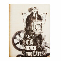 Prima - Art Daily Planner Collection - Booklet - Monthly - 6 x 7.7