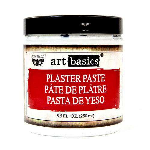 Prima - Finnabair - Art Basics - Heavy Sandable Paste