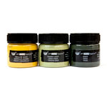 Prima - Finnabair - Art Extravagance - Military Rust Paste Set