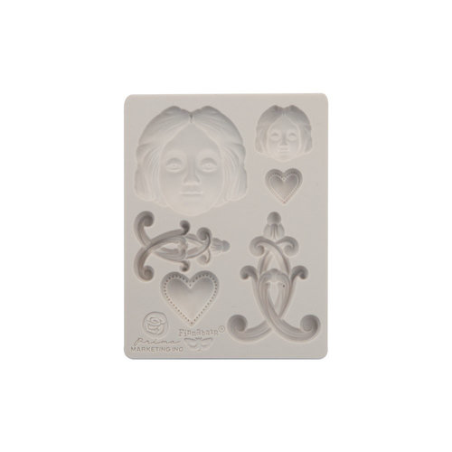 Prima - Finnabair - Silicone Mould - Anabelle