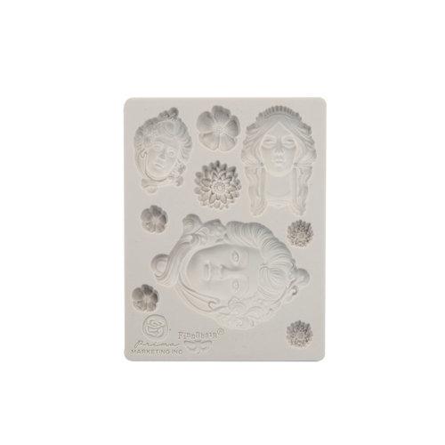 Prima - Finnabair - Silicone Mould - Art Nouveau