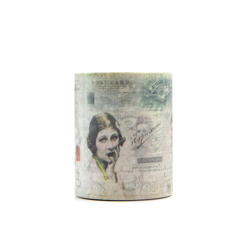 Prima - Finnabair - Decorative Tape - Carte Postale