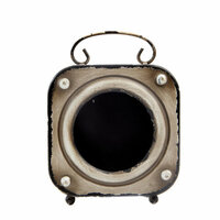 Prima - Finnabair - Metal Frame - Alarm Clock